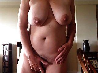 Cumming Very Hard In My Living Room