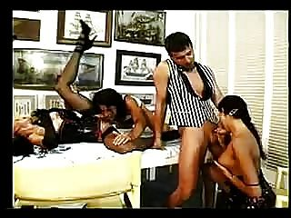 Olivia Del Rio In A Group Sex Troia Takes Hard Cock In The Ass All The Way Tits