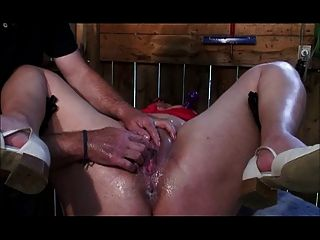 Mature Get Fisted And Anal