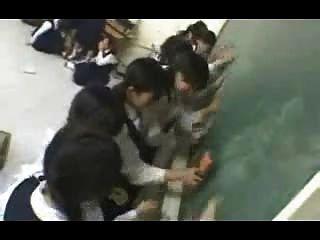 Crazy Japanese School