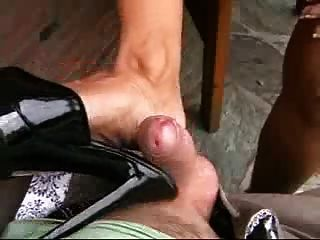 High Heel Fetish Video