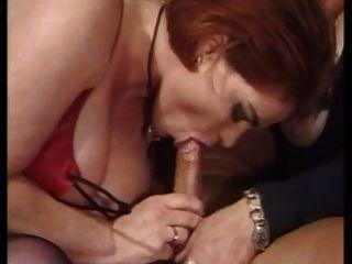 Kira Red Mature With Big Tits