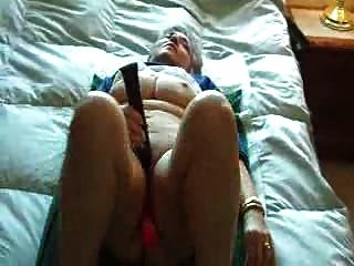 Mature Wife New Toy