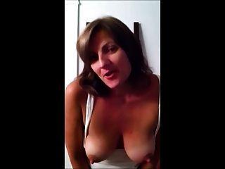 Dirty Talking Milf Self-shot Masturbation Compilation