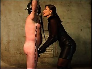 Strict And Erotic Whipping
