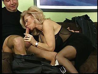 Sperm Letters 2 With Babette Blue And German Mature Sluts