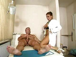 Elena And Doctor Doing Anal Sex