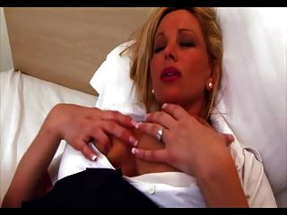 Hot Milf Rachel Hotel Masturbation