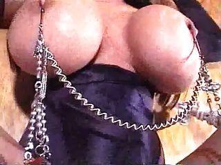 Summer Cummings Tied Up Bdsm Sex Slave