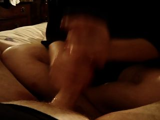 Hotwife Gives Hubby A Ruined Orgasm