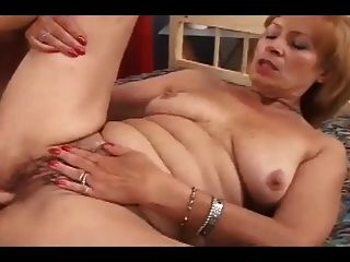 Cum Inside Hairy Pussy Mature Lady