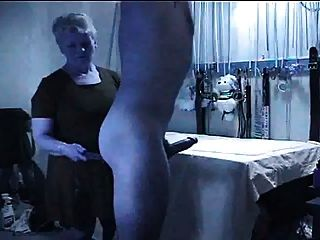 Mistress Punishes Bad Slave