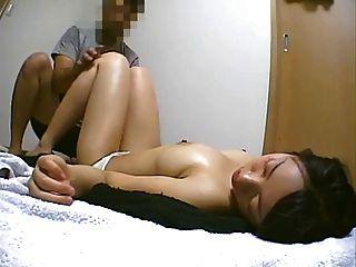 Japanese Home Massage Pt 2 Of 2 - Cireman
