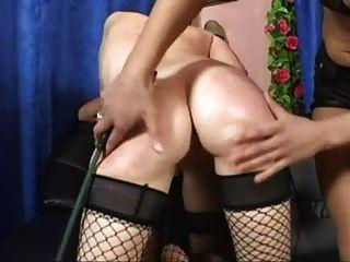 Two Spanked Sluts - 1