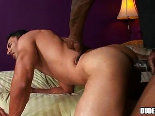 Gay White Boys Love Big Black Cock