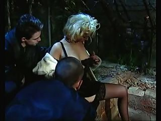 Sara Brandy Canyon Sucking Five Cocks