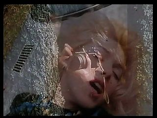 Marilyn Jess - Blonde Beauty And A Car Hood (gr-2)