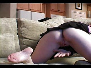 Fingering Pussy And Ass With Dirty Talk