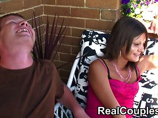 Real Couple Susie & Jay Describe How They Met - Part 1