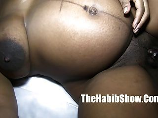 Fuck This Pregnant Pussy Till She Nuts Baby Milk P2
