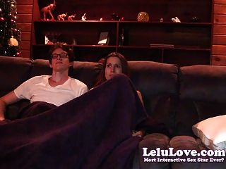 Lelu Love-movie Night Cuckolding Creampie