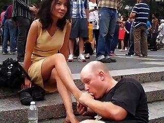 Nyc Foot Massage Public