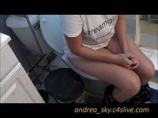 Toilet Use- Andrea Sky