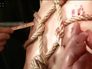 Bdsm Asian Slave Boy Tied Up And Wanked