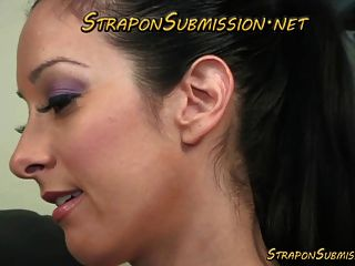 Strapon Pegging Ass Fuck By Femdom Mistress