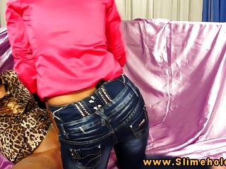 Kitty Jane And Alyssia Loop Use Strapon
