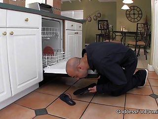 Appliance Repair Foot Pervert - Foot Fetish Foot Job