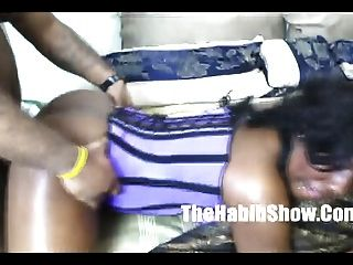 Chocolate Pussy Tia Carter Baby Maker Banged