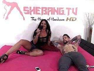 Shebang.tv - Kerry Louise & Dean Van Damme