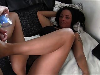Sweet French Footjob
