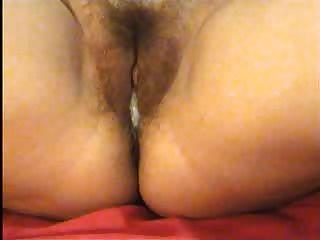 Hairy Fat Pussy Cum
