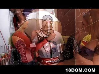 Voyeur Guy Experience Humiliation In The Public Toilet