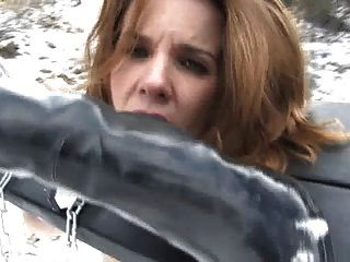 Bondage In The Snow