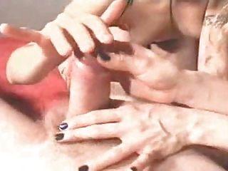 Handjob By Twenty Fingers - By Tlh