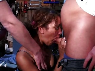 Beautiful Black Girl Loves To Get Fucked Hard In The Ass By Big White Dicks