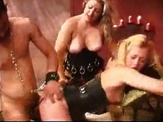 Mature Fetish Threesome Part Two
