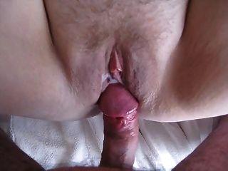 Cum On Pussy