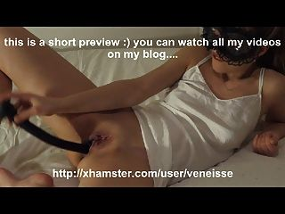 Veneisse 1 Meter Toy All In Pussy Anal Fist And Very Deep !