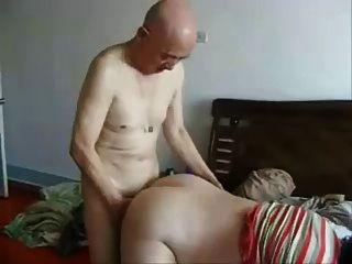Japanese Grandpas And Grandma