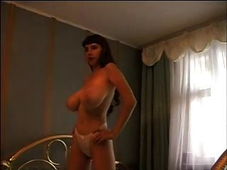 Busty Gorgeous Young Milf Posing For Photos