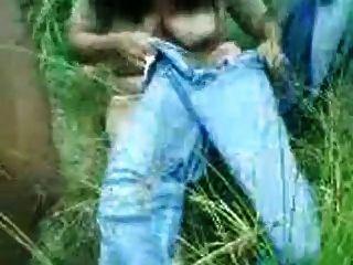 Desi Girl In Riverside Caught