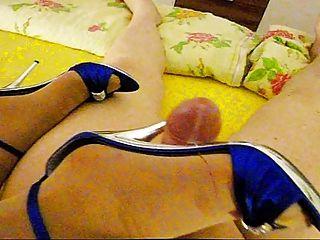 Shoejob Mit High Heels Sandaletten