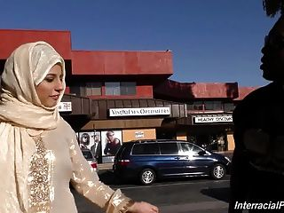 Arab Slut Girl Suck And Fuck Huge Black Cock