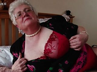Real Big Granny With Big Chest
