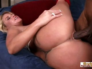 Summer Storm Shows Up For A Hard Fuck With A Black Cock