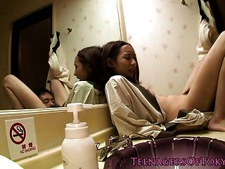 Nippon Teen Banged In Hotel Room